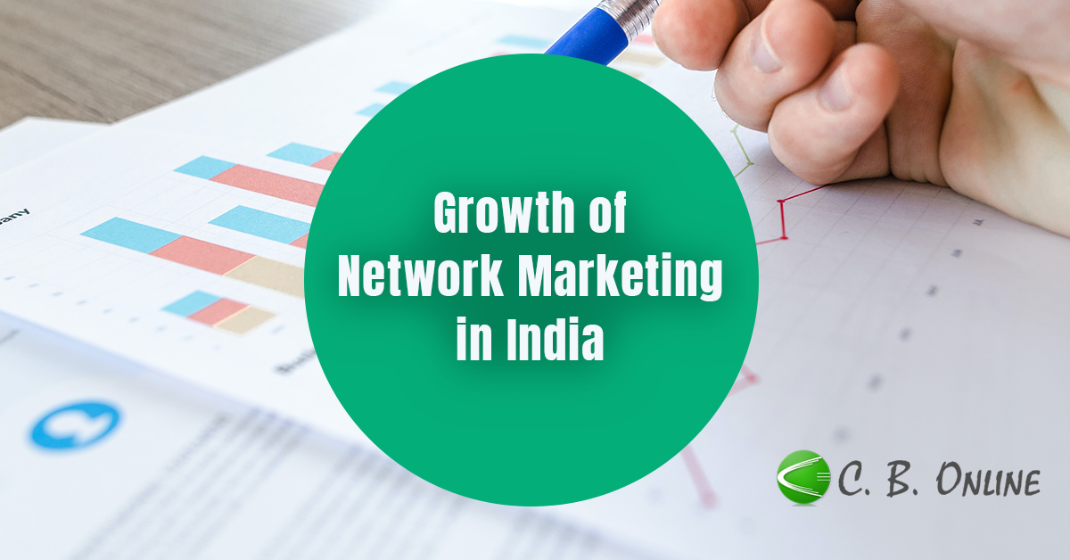 Growth of Network Marketing in India