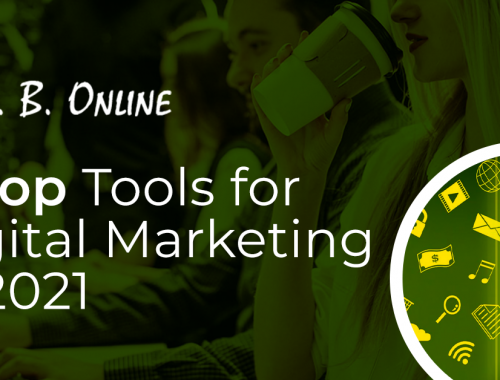 11 Top Tools for Digital Marketing in 2021
