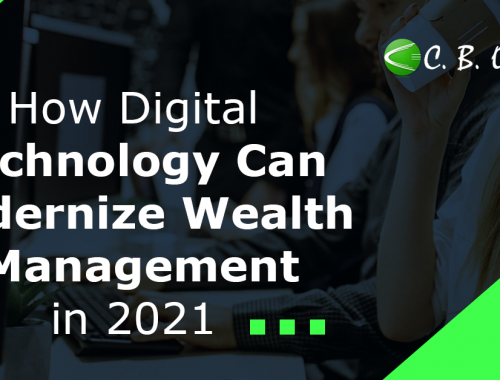 How Digital Technology Can Modernize Wealth Management in 2021