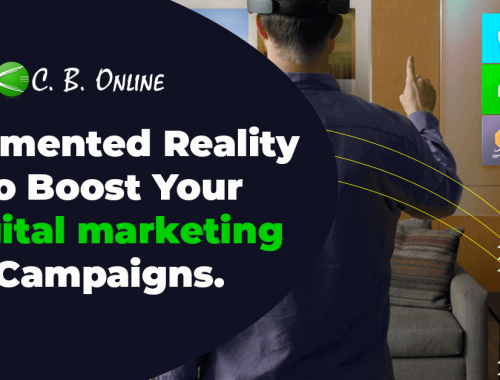 Augmented Reality to Boost Your Digital marketing Campaigns.